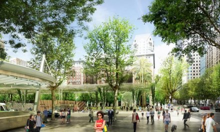 Path to long-awaited redesign of LA's Pershing Square proceeds through Paris