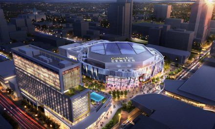 Johnson Controls targets the gold with Golden 1 Center