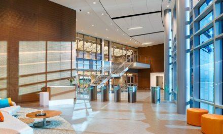 Saint-Gobain's North American Corporate Headquarters awarded LEED Platinum