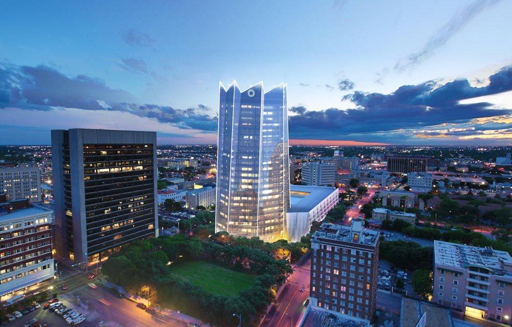 Weston Urban reveals renderings for San Antonio's new Frost Tower