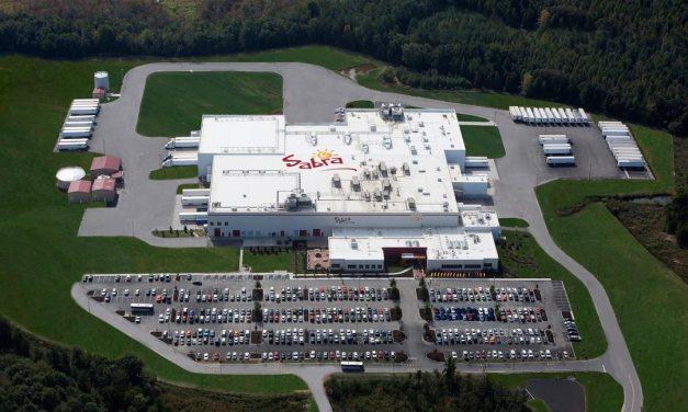 Sabra Dipping Company first manufacturer in Virginia to be awarded LEED Gold