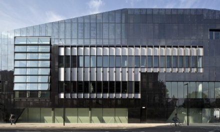 University of Manchester National Graphene Institute wins RIBA National Award