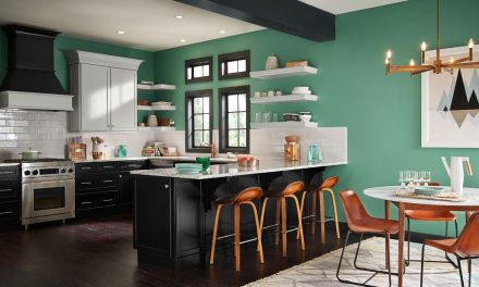 Behr Paint introduces 2017 Color Currents