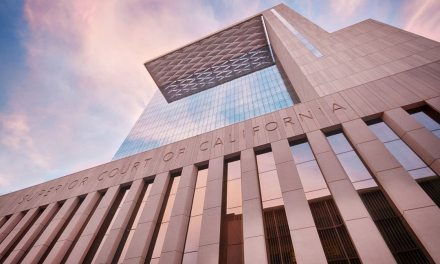 Rudolph and Sletten receives 2016 Alonzo Award for the New San Diego Central Courthouse
