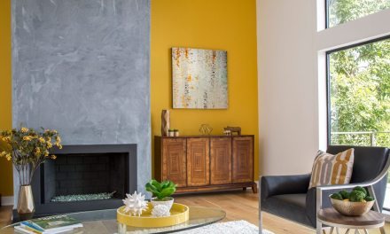 """Dunn-Edwards Paints names """"Honey Glow"""" Color of the Year for 2017"""