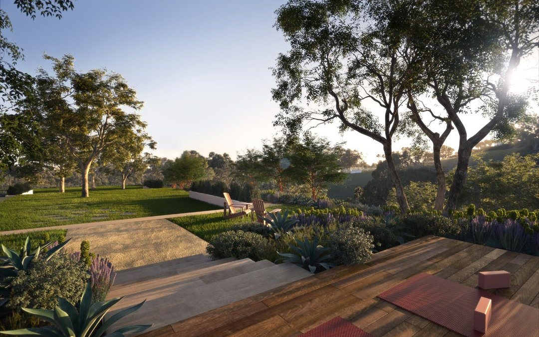 Landscape architect Pamela Burton reimagines Cavalleri's grounds
