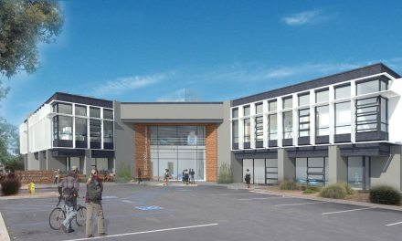 BNBuilders begins construction on the County of San Diego's Housing and Community Development Services facility