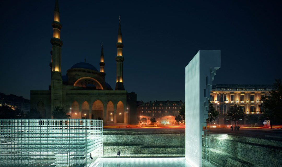 GM Architects international award winning 'Museum of Civilizations'