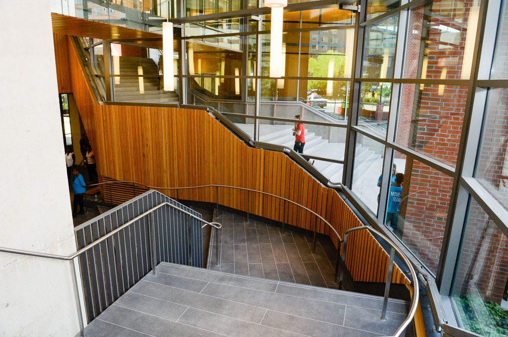 University of Pennsylvania's New College House. Credit: University of Pennsylvania. Photo: Daniel Burke.