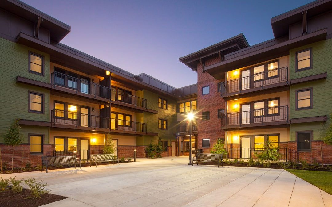Affordable Housing Meets Rigorous Passive House Standards