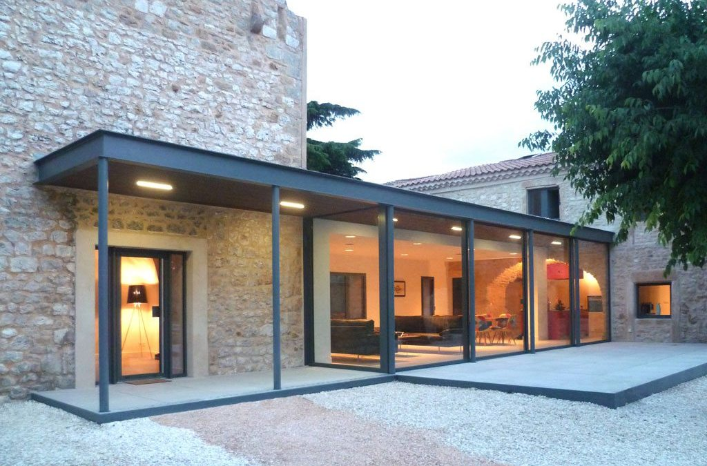 Maison Z – A successful symbiosis between old and new