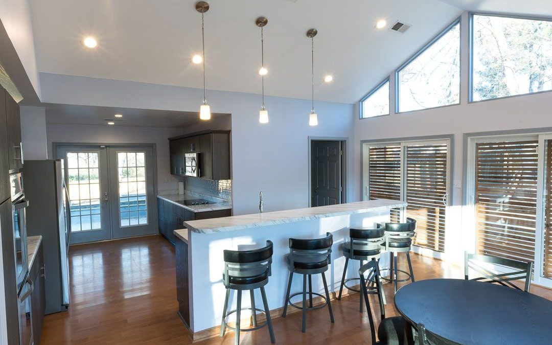 Renovated home debuts 'ageless' universal design standards