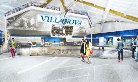 EwingCole designs renovations to The Pavilion at Villanova University