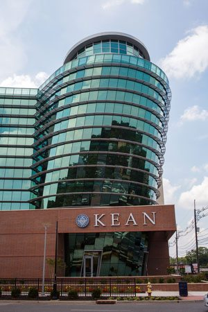 Kean University, Green Lane Academic Building, N.J. Photo courtesy of Graham Architectural Products