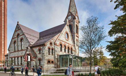 UMass Amherst Old Chapel transformed into vibrant community center