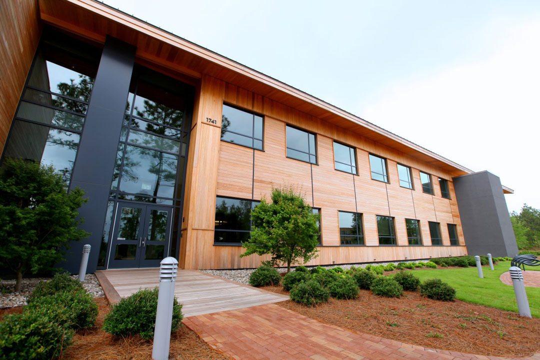 Live Oak Bank in Wilmington, N.C. Courtesy of Live Oak Bank
