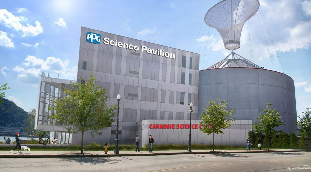 PPG and PPG Foundation Contribute $7.5 Million for PPG Science Pavilion in Pittsburgh