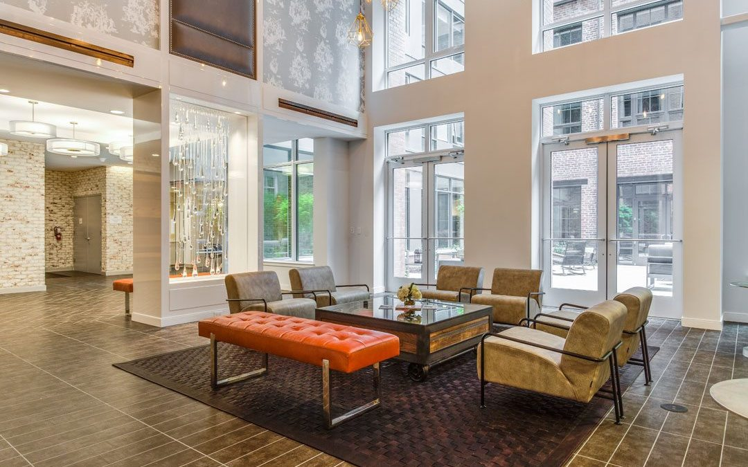 New Mount Vernon Triangle apartments blend design, luxury and historic charm