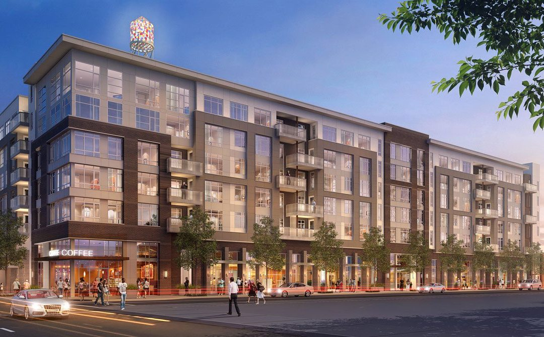 KTGY design transforms city parking lot into $135 million mixed-use destination