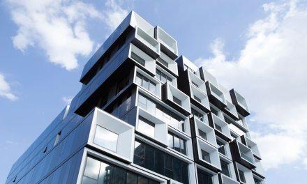 Slate, Portland's new, LEED Gold, mixed-use, transit-oriented development
