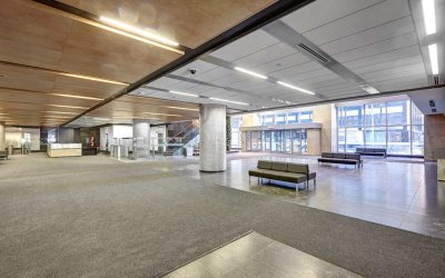 Rockfon metal ceiling panels, planks, linear and open cell systems