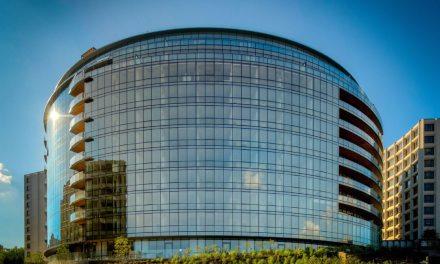 J.E. Berkowitz fabricates glass for The Hepburn apartment tower