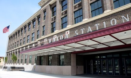 Springfield Union Station restored with historically accurate Custom Windows by Wausau