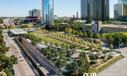 Klyde Warren Park receives ASLA Design Award of Excellence