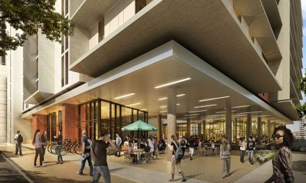 Shepley Bulfinch completes luxury student residence building at Arizona State University