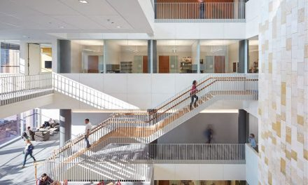The John and Kathy Schreiber Center at Loyola University Chicago