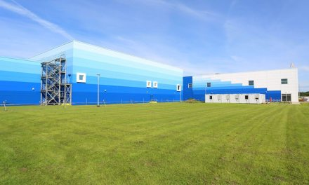 AkzoNobel unveils world's most sustainable paint factory