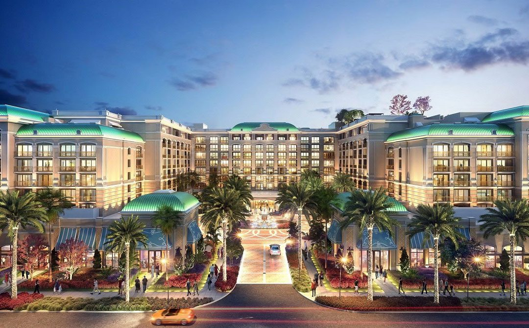 Lifescapes International to design landscaping for Westin Anaheim Resort