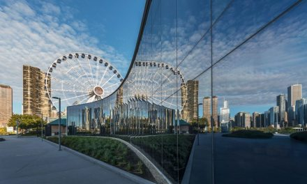 SageGlass Installs Dynamic Glass in The Yard at Chicago Shakespeare