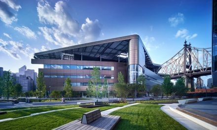 Arup celebrates opening of The Bloomberg Center at Cornell Tech