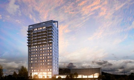 Mjösa Tower in Brumunddal to take title of world's tallest wooden building