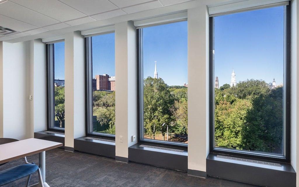 195 CHURCH offices' window retrofit increases energy efficiency
