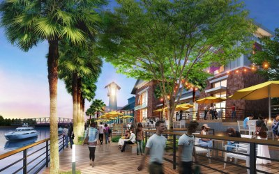 Burroughs & Chapin Selects Lifescapes International to Re-envision the Redevelopment of Two South Carolina Entertainment Destinations