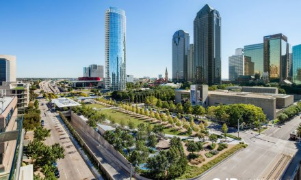 Klyde Warren Park Wins AIA Collaborative Achievement Award