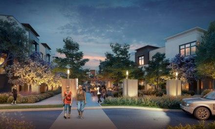 Dublin Urban Masterplan Introduces Compact, Tri-Level Architecture