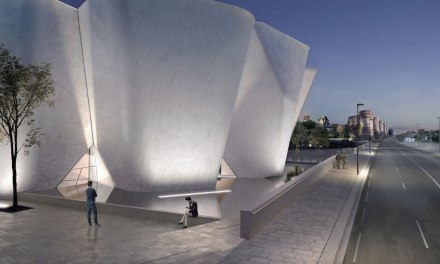 Steven Holl Architects wins international design competition for New Angers Collectors Museum and Hotel