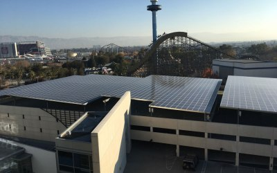 Alta Energy Completes Zero Energy Retrofit of Amenities Building at Santa Clara Office Park
