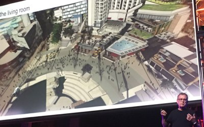 AVRP Skyport Principal Frank Wolden Presents Vision of Seaport San Diego at San Diego Tourism Authority 2018 Annual Meeting