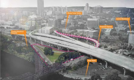 Stantec awarded design and engineering for Albany Skyway, the region's first elevated linear park