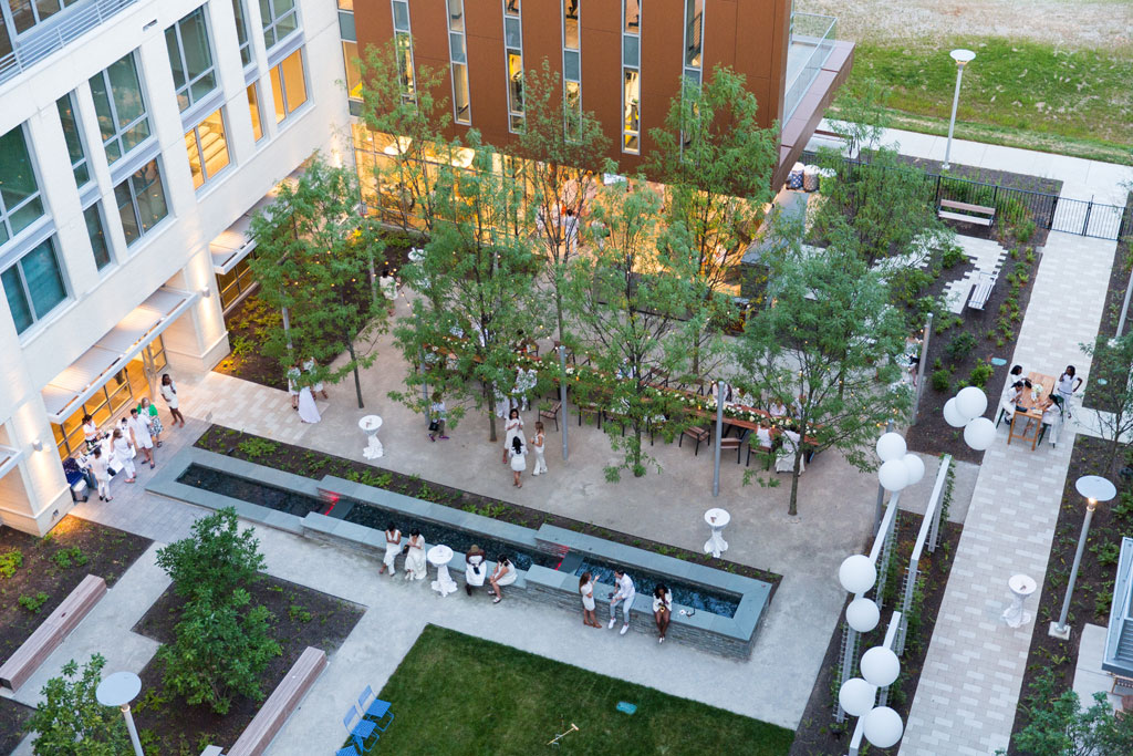 The Pearl apartments in Silver Spring, MD. Photo courtesy of The Tower Companies