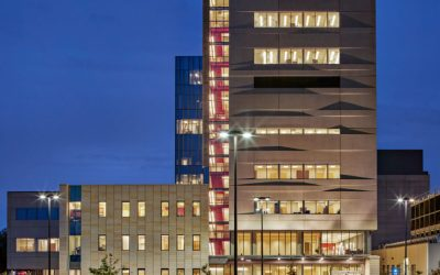 Shepley Bulfinch and University of Houston Celebrate Grand Opening of Health 2, the University's Second Health and Biomedical Sciences Building