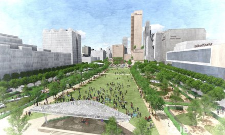 OJB Landscape Architecture unveils first glimpse of its 200-acre Missouri Riverfront master plan