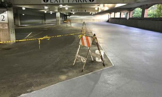 Western Specialty Contractors Applies Traffic Coatings to Parking Garages at University of Illinois at Urbana-Champaign