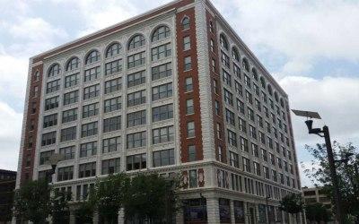 Western Specialty Contractors Restores Facade of Historic Downtown St. Louis Monogram Building