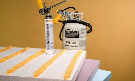 Sto Corp. Introduces Sto TurboStick® Mini