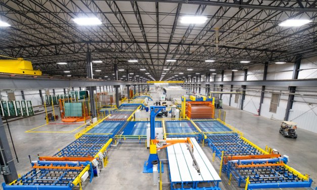 Vitro Glass launches operations of jumbo MSVD coater at Wichita Falls